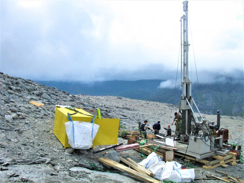 Mining magnets - Arctic island finds green power can be a curse