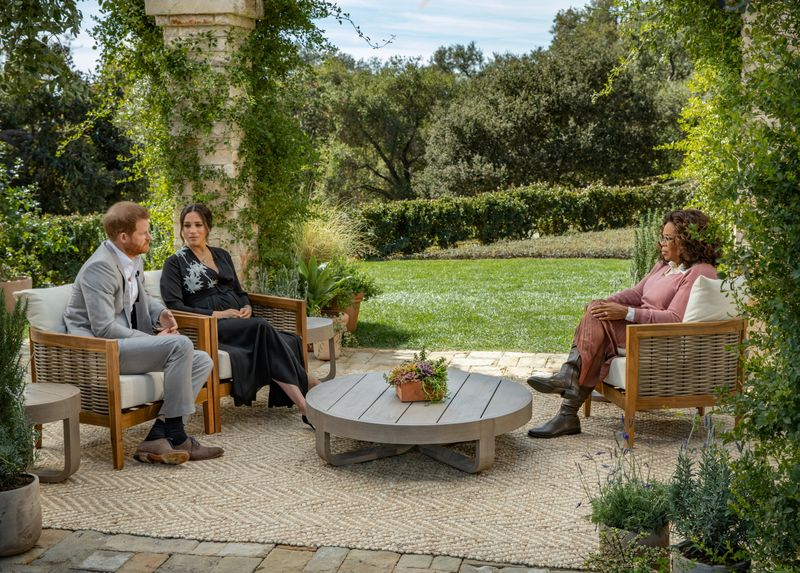 Prince Harry and Meghan TV interview draws 17.1 million American TV viewers, CBS says