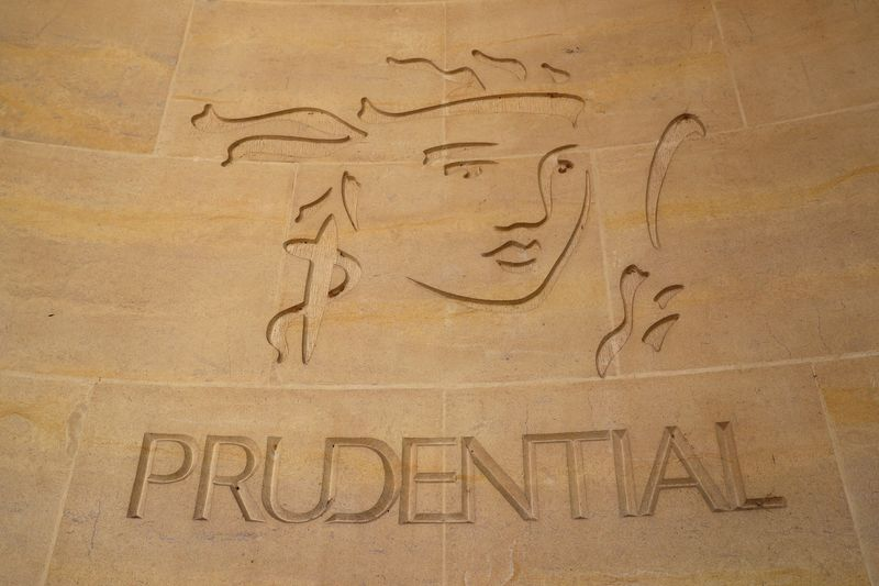 Prudential's U.S. spin-off plan on track as Asia drives profit rise