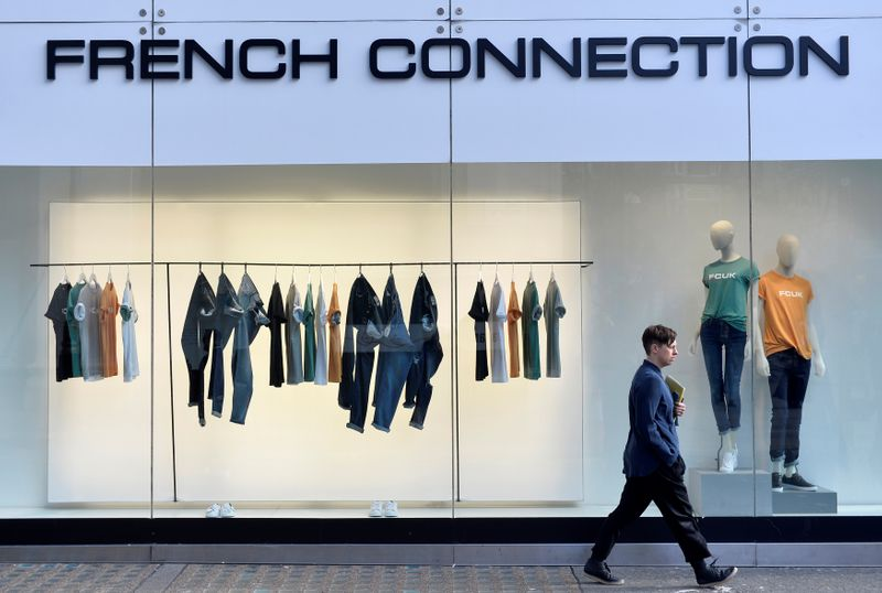 Retailer French Connection seeks buyout offers as suitor backs out