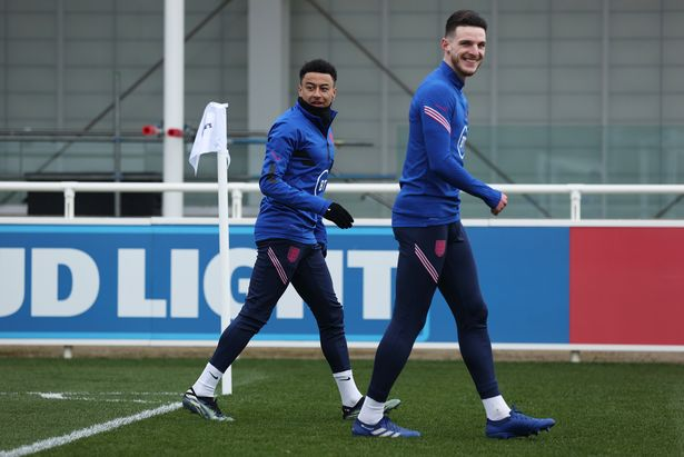 Rice believes Lingard to be one of the best players in the Premier League