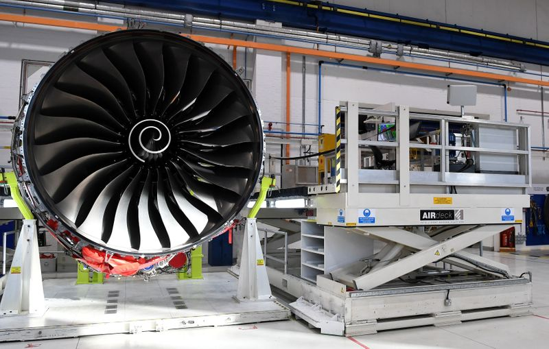 Rolls-Royce looks to the future with start of UltraFan build