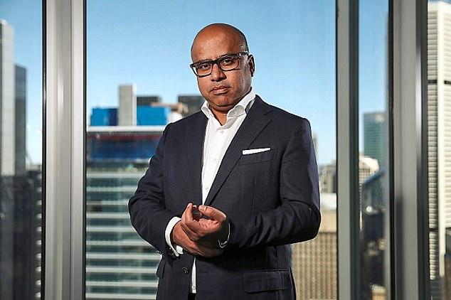 Saviour of UK steel: Sanjeev Gupta has been heavily reliant on Greensill for funding and the crisis there has left him seeking other sources of finance