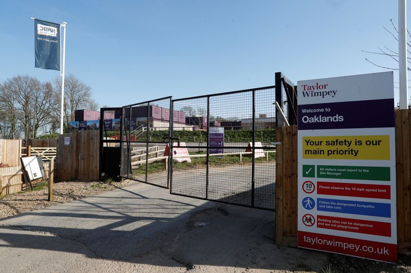 Taylor Wimpey reports good start to 2021 after pandemic year hit