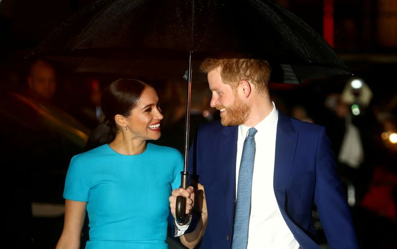 UK royals 'very concerned' about bullying claims from former staff of Harry and Meghan