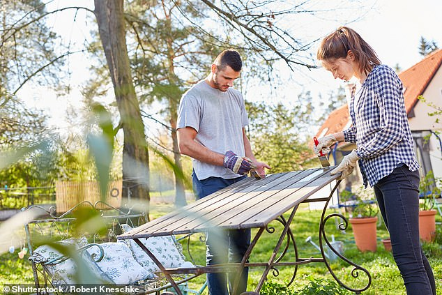 Lockdown boost: Home improvement companies such as Wickes and Kingfisher have been some of the best-performing firms since the start of the Covid-19 pandemic