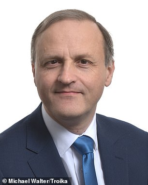 Steve Webb: ' 'Repayments of £3billion over the next five years imply huge numbers of women have been shortchanged'