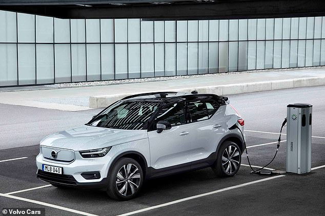 Håkan Samuelsson, Volvo's chief executive, said this morning the he is 'totally convinced there will be no customers who really want to stay with a petrol engine'