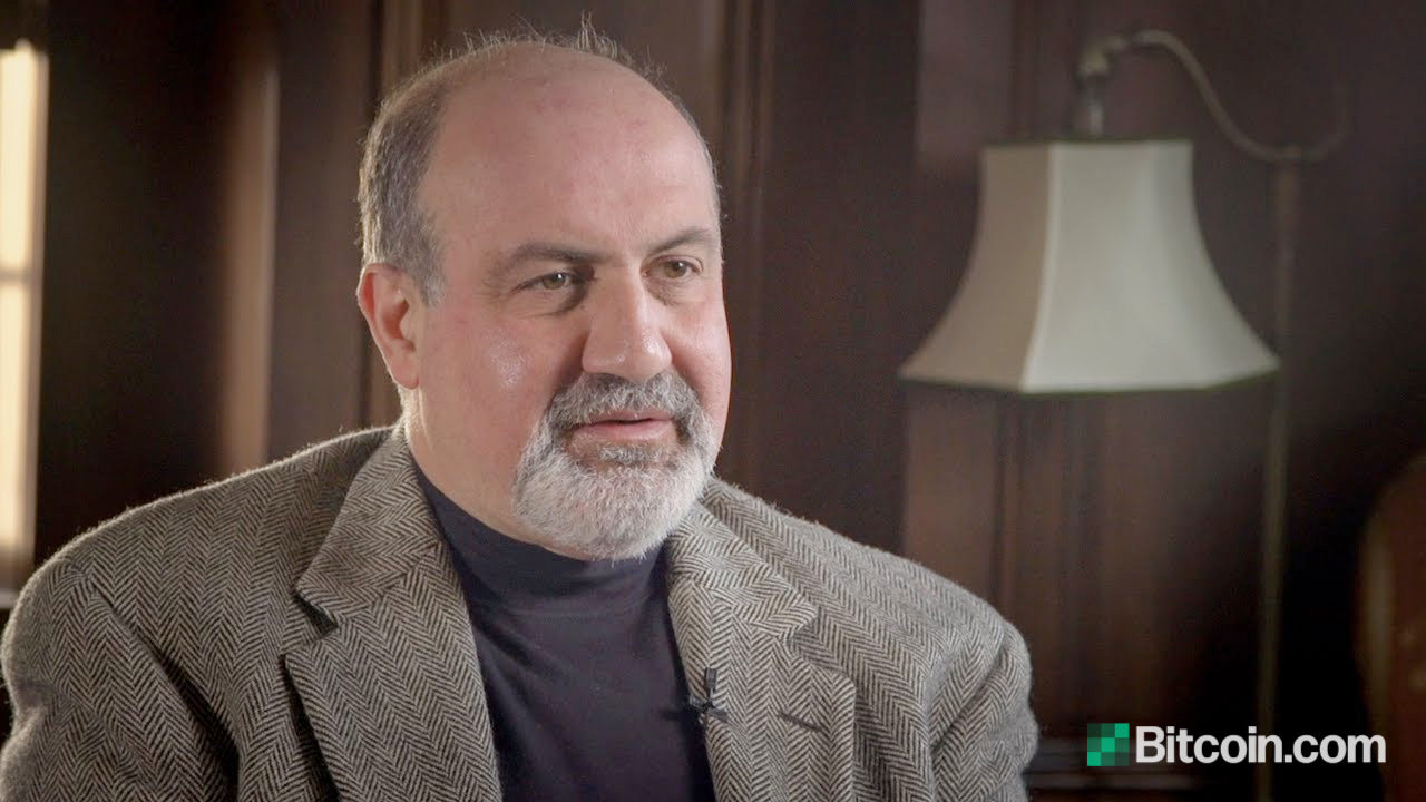 'Black Swan' Author Nassim Taleb Advises to Stay Out of Bitcoin, Citing No Link to Inflation or 'Anything Economic'