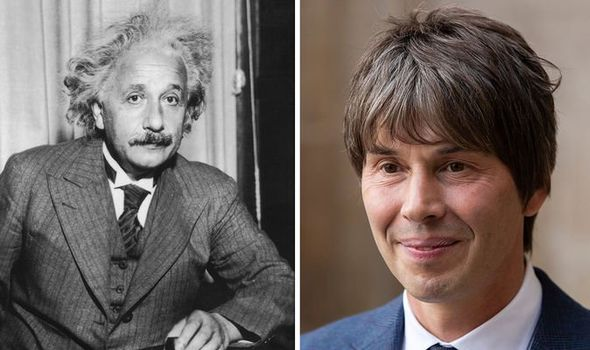 Brian Cox said a better theory was needed than Einstein's