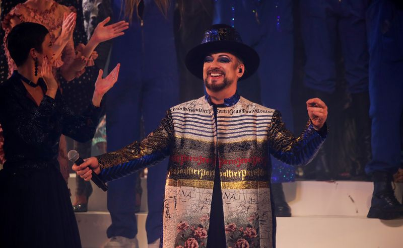 'Who's going to play me?' Boy George launches casting search for biopic