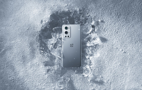 The OnePlus 9 Pro in Morning Mist colour comes with a quad-lens Hasselblad camera (OnePlus)