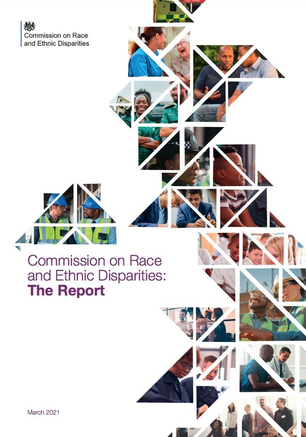The Commission on Race and Ethnic Disparities: The Report