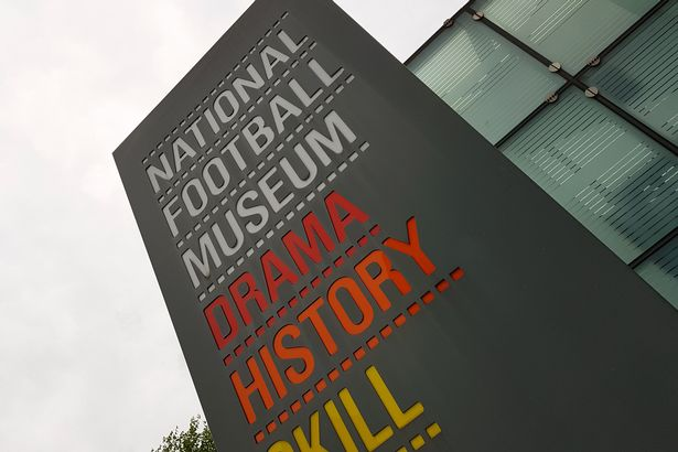 The National Football Museum will get almost £240,000