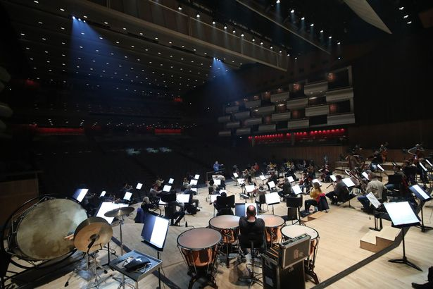 The London Philharmonic will get £425,000