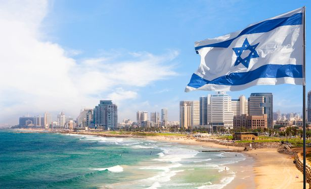 Tel Aviv in Isreal - where world beating vaccine rollout rates mean it is likely to be deemed a safe destination for travel