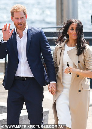 Prince Harry has been spotted wearing the Oura Ring, which has sensors that measure movement, heart rate and temperature, while the Duchess of Sussex is said to be a fan of Clevr's lattes