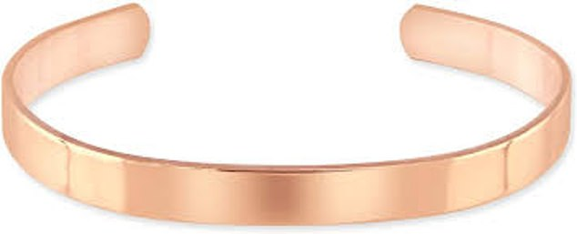 He may be currently recovering from other health concerns but, in the past, the Duke of Edinburgh has been seen wearing a copper bangle (similar to this one)
