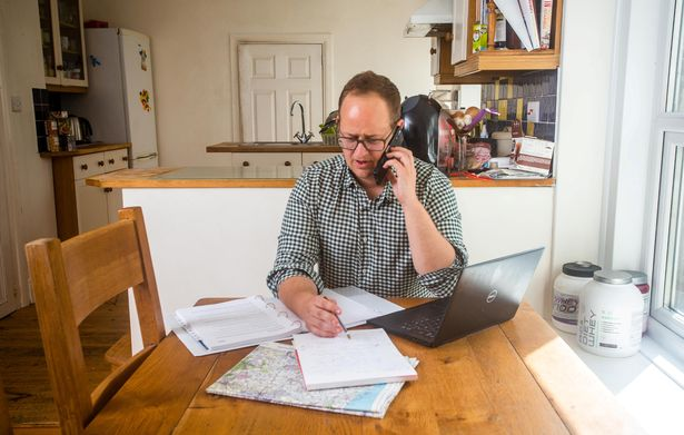 Those who can work from home are expected to continue to do so