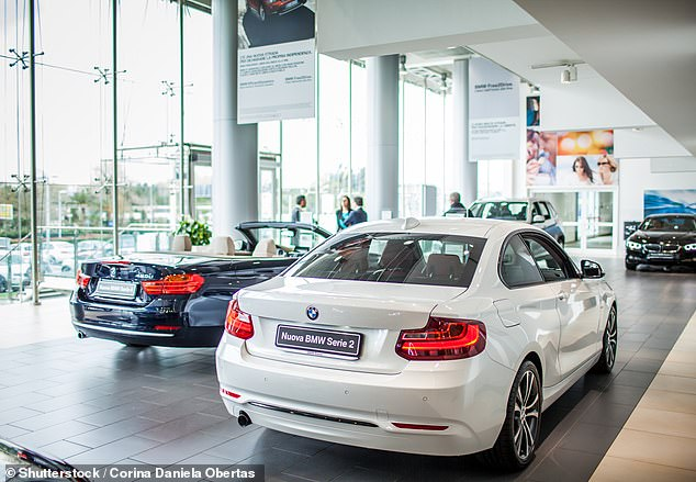 Sector bosses said there is 'significant pent-up demand' for new models, which looks set to be released from next week when showrooms are allowed to open for the first time in 2021