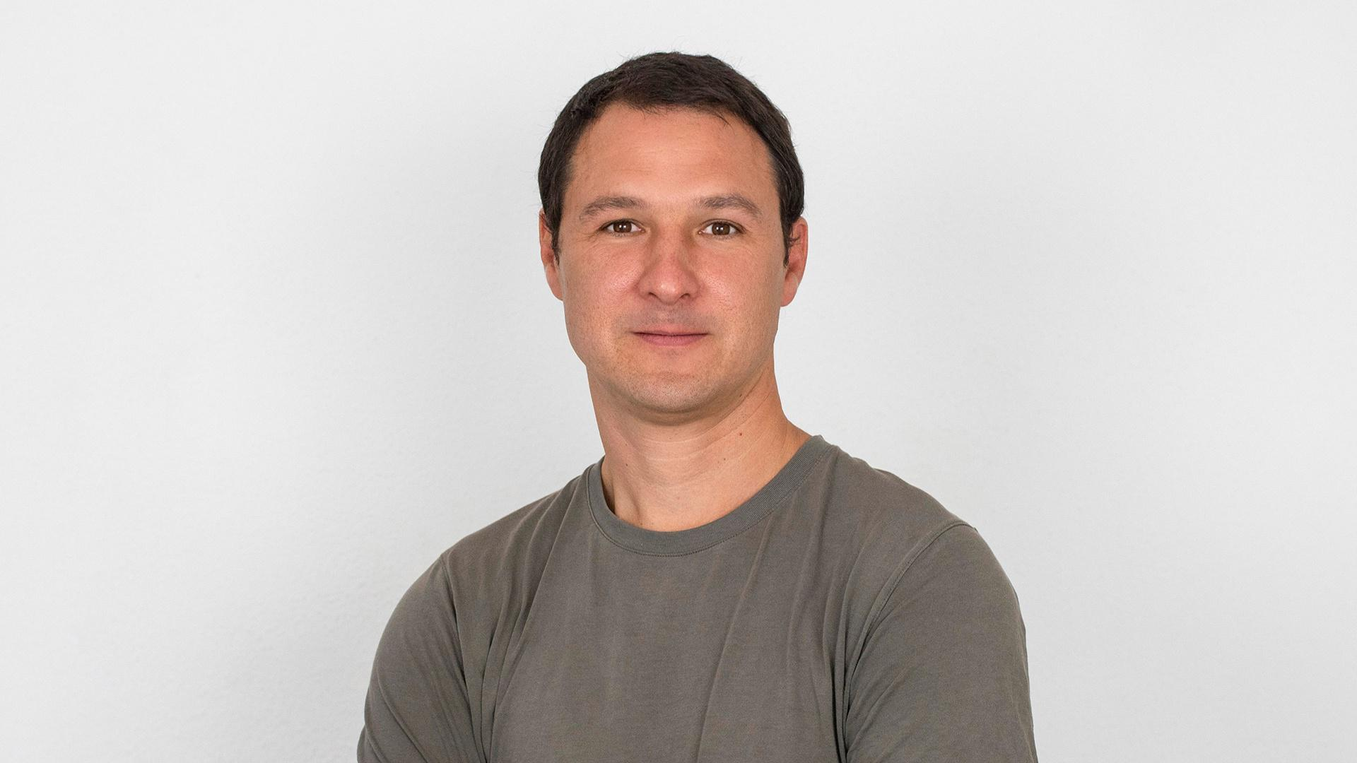 Pictured is Jed McCaleb, an early cryptocurrency pioneer who has become a billionaire as XRP has soared.