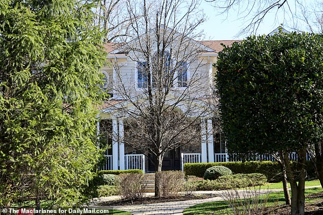 Hwang and his wife Becky, 54, live quietly in an affluent, predominantly Asian area of Tenafly, New Jersey, a half-hour drive from his 38th floor office on Manhattan's 7th Avenue