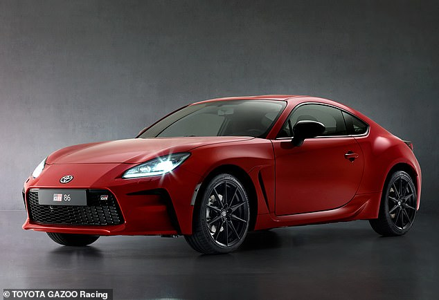 The GR86 is the replacement for the GT86 that went on sale in 2012. It has been developed and tuned by Gazoo Racing - the competition arm of Toyota