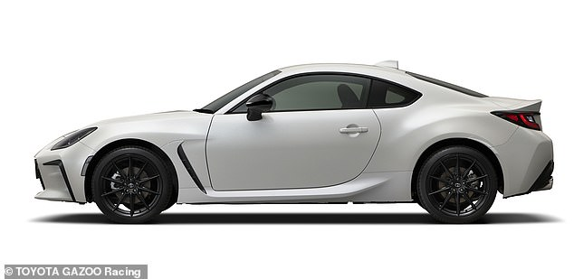 The new car is almost exactly the same size as the GT86, but has been made more structurally rigid to improve handling performance
