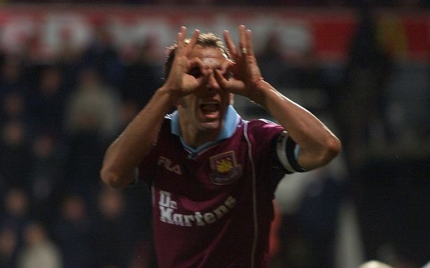 Paolo Di Canio earned hero status at West Ham