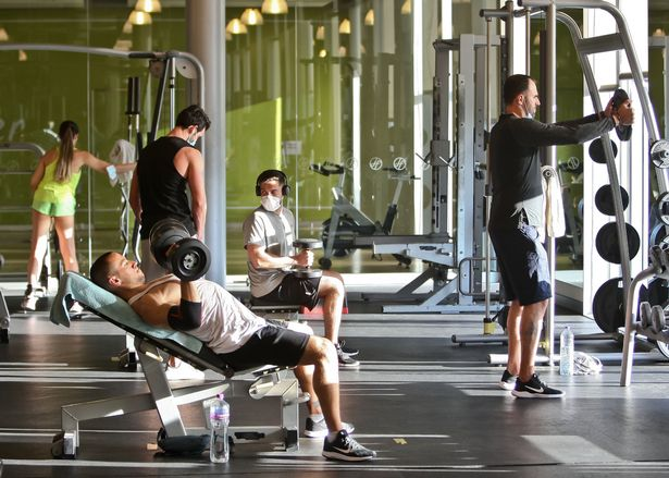 Gyms will be allowed to reopen from May 3