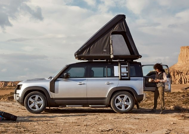 Prices for the new Defender start from £44,825 for the short-wheelbase 90 and £46,215 for the longer 110, with a commercially oriented 90 Hard Top priced from £35,360 (before VAT)