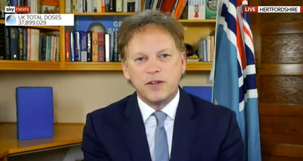 Grant Shapps said the green, amber and red lists will be published within two to three weeks