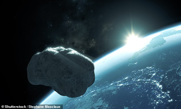 Dubbed 2021 GT3, the 108ft long space rock will fly by the Earth on April 10, making its closest approach to the planet at about 22:30 BST