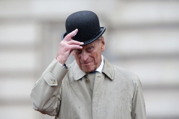 The Prime Minister led tributes from across the political spectrum to the Duke, pictured