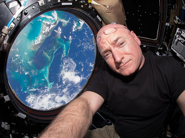 NASA astronaut Scott Kelly (pictured) inside the cupola, a module of the International Space Station (ISS).With extended stays aboard the ISS commonplace, and the likelihood of humans spending longer periods in space increasing, there is a need to better understand the effects of microgravity on cardiac function