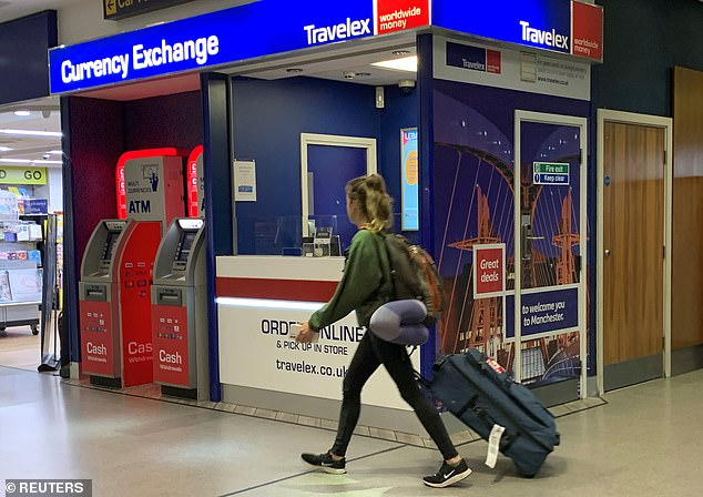 Bureau de change Travelex was hit by a ransomware attack on New Year's Eve 2019 which left its website down for weeks
