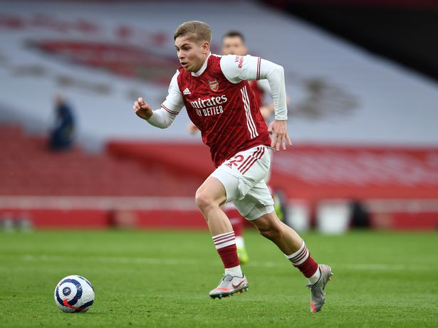 Arsenal are a far better side with Emile Smith Rowe in the team