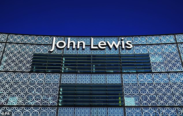 John Lewis director Pippa Wicks said there has been a major shift in spending patterns