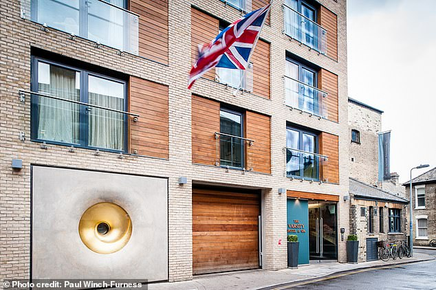 The Varsity Hotel in Cambridge is home to the popular Roof Terrace which reopened yesterday