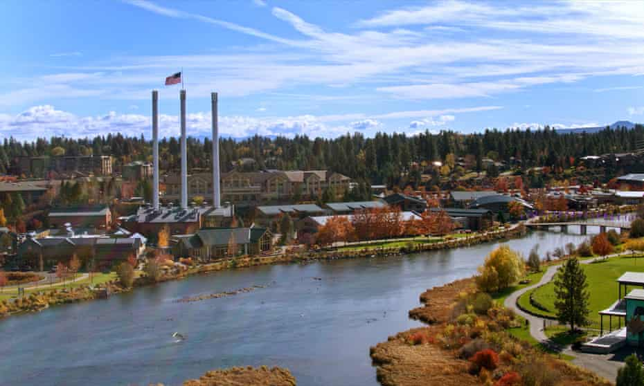 Bend, Oregon in Our Towns