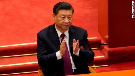 Xi Jinping renews call for crackdown on Chinese tech companies