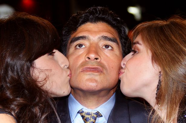 Maradona's daughters Giannina and Dalma are furious with the way their father was treated