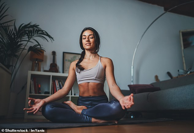 Mindfulness has been proven effective for improving mental health, but researchers have now found that it can have previously unknown side-effects depending on the sort of person using it. For independent people, mindfulness leads to selfishness, researchers found (stock)