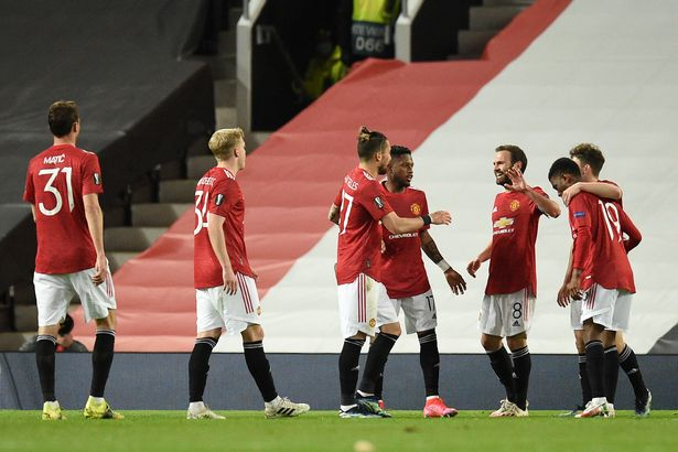 Man Utd reached the Europa League semi-finals on Thursday night