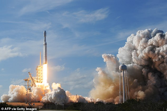 Although Bezos was reaching for the stars, Musk's SpaceX has actually sent NASA astronauts to space. SpaceX has launched 116 rockets from its Falcon 9 family, with 114 full missions successes