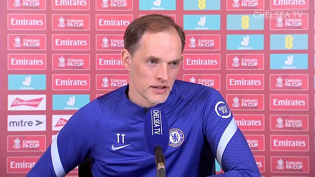 Chelsea v Man City: Thomas Tuchel press conference