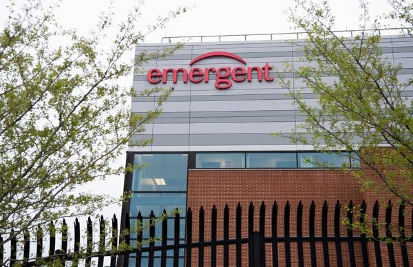 Federal regulators have found many shortcomings at a plant of Emergent BioSolutions in Baltimore.