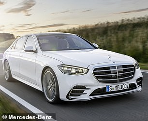 The all-new Mercedes-Benz S-Class won World Luxury Car of the Year for 2021