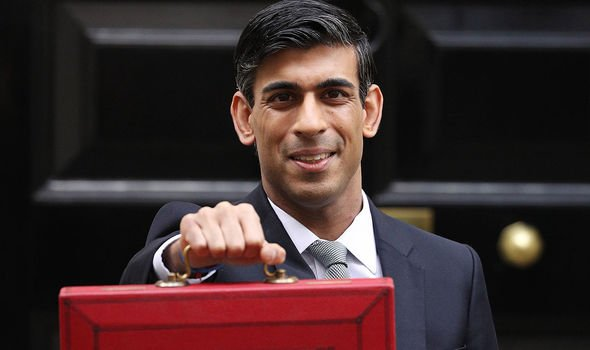 Rishi Sunak unveiled plans for a 'Britcoin'
