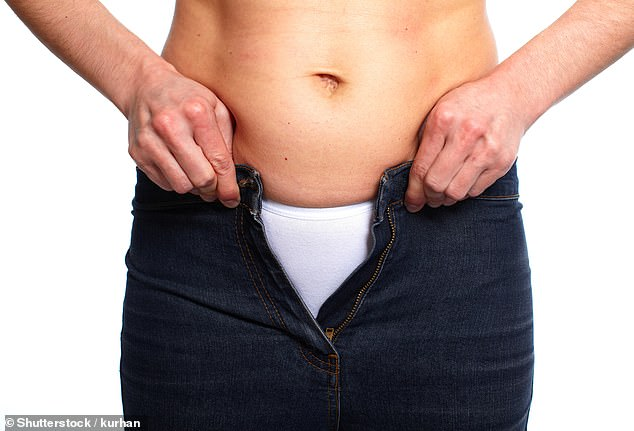 While the reason for the link remains unclear, it suggests that carrying excess weight around your stomach can put you at higher risk of heart disease, including heart attacks and stroke